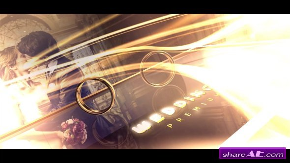Videohive Wedding Intro