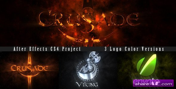 Videohive incandescent epic reveal free after effects for After effects cs4 intro templates free download