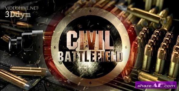 Videohive Civil Battlefield