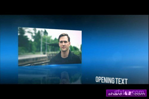 Closing Credits - After Effects Template (MotionVFX)