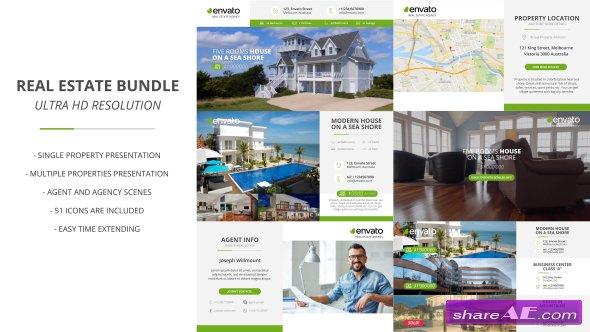 Videohive Real Estate Bundle