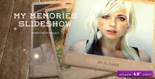 Videohive My Memories