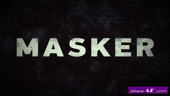 Videohive Masker v1.0