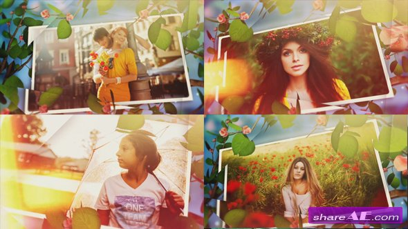Videohive Spring - Summer Promo and Slideshow