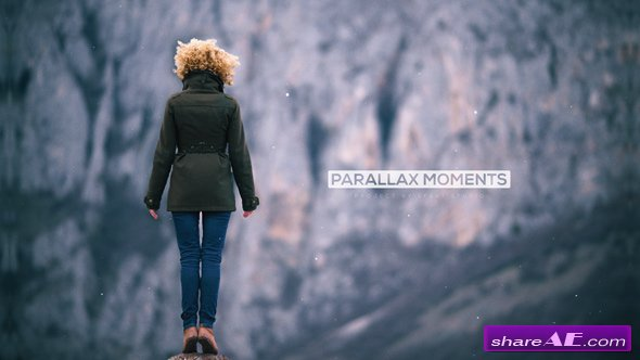 Videohive Parallax Moments