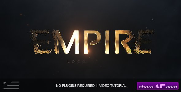 Videohive Empire Logo Reveal