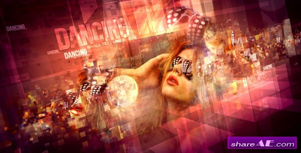 Videohive Lets Dance
