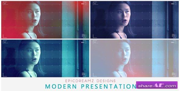 Videohive Modern Presentation