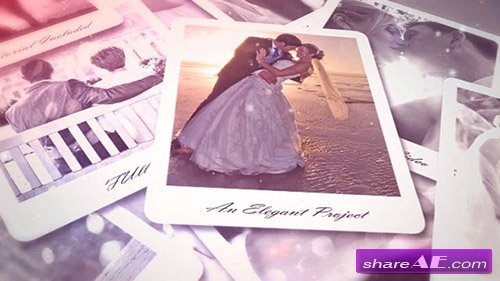 Elegant Memories - After Effects Template (Motion Array)