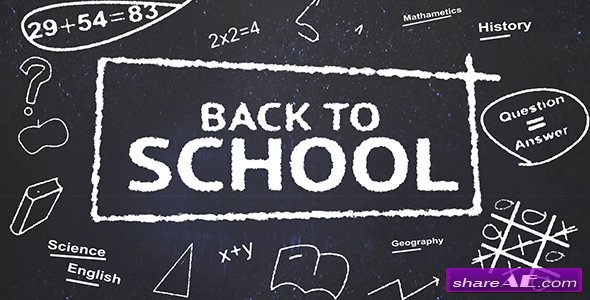 Videohive Back to School