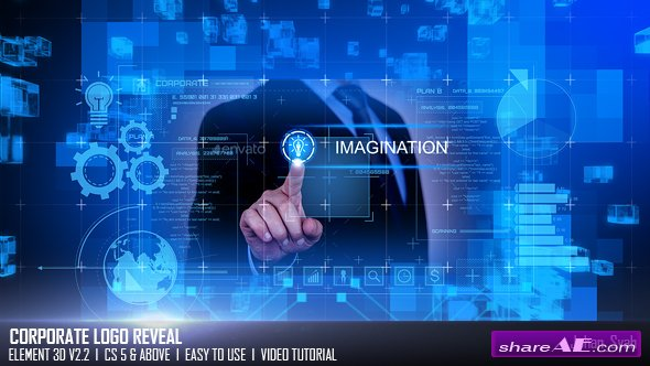 Videohive Corporate Logo Reveal
