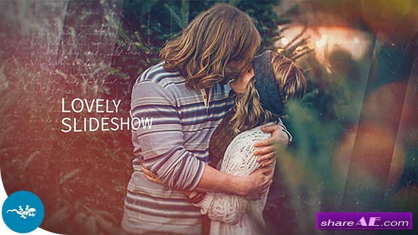 Videohive Lovely Slideshow