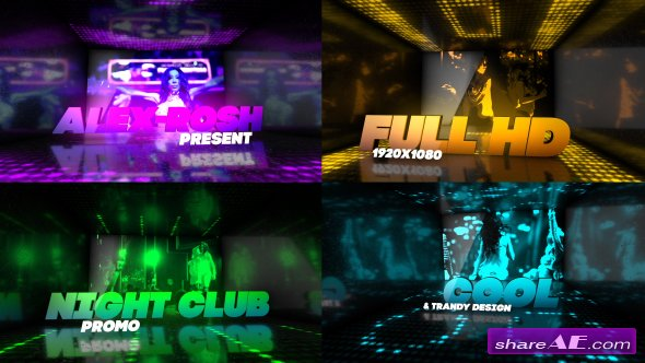 Videohive Night Club Promo