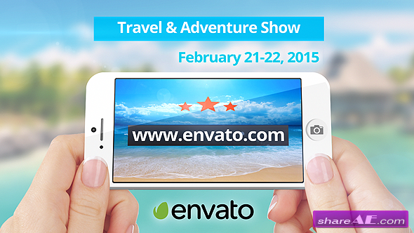Videohive Travel Commercial