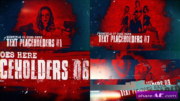 Videohive Action Trailer 17317222