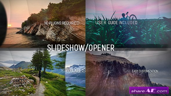 Videohive The Layers Slideshow