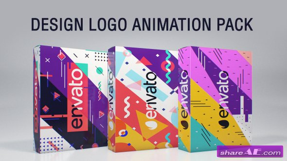 Videohive Design Logo Animation Pack