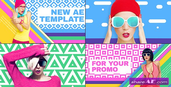 Videohive In Trend Fashion Show Package Free After Effects Templates After Effects Intro