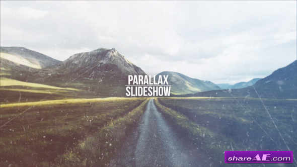 Videohive Parallax Slidewhow