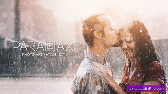 Videohive Parallax Pro - Photo Animation Kit