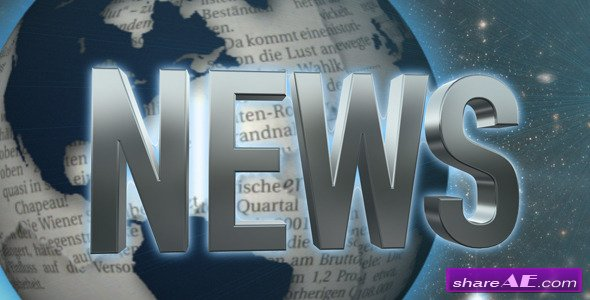 World News - Motion Graphic (Videohive)