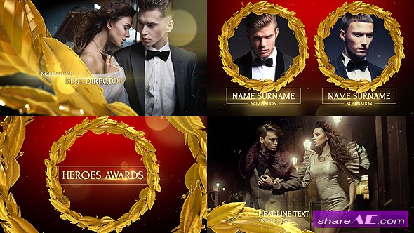 Videohive Heroes Awards