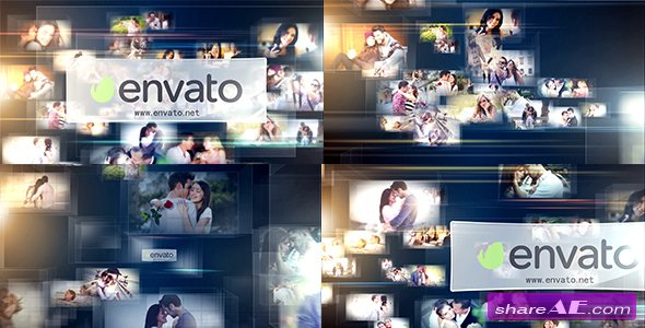 Videohive Multi Photo Logo Reveal 3