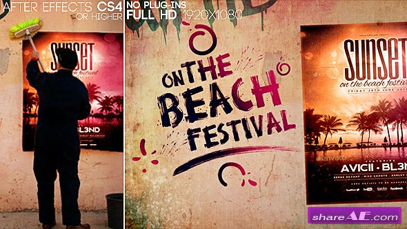 Videohive Wall Poster App