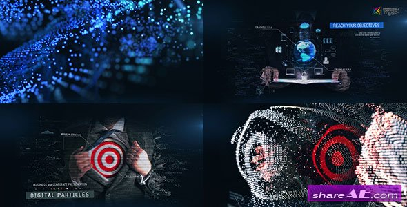 Videohive Digital Corporate Slideshow