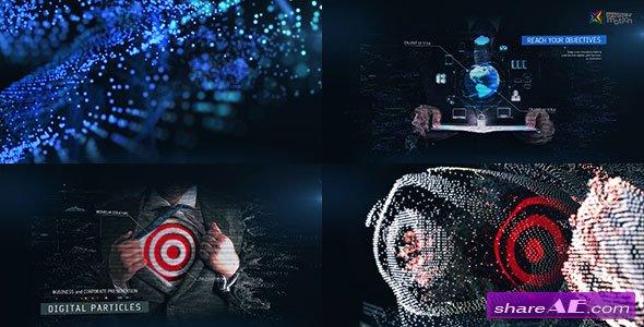 Videohive Digital Corporate Slideshow