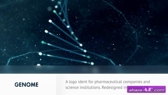 Videohive Genome - Logo Ident
