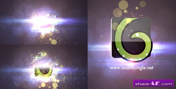 Videohive Particles Quick Logo