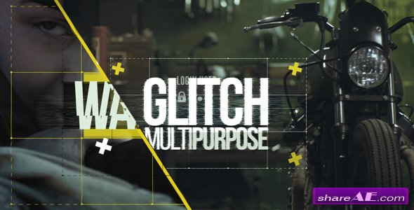 Videohive Glitch Multipurpose