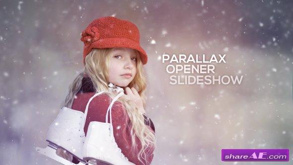 Videohive Parallax Opener - Slideshow