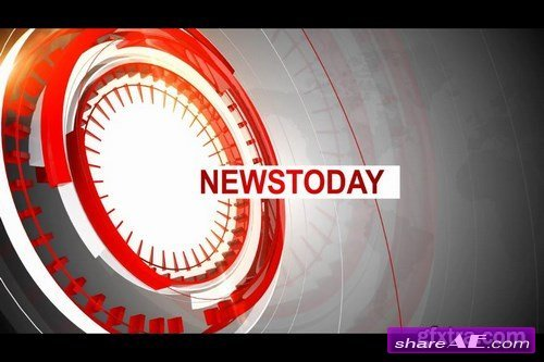 News Today - After Effects Project (Motion Array)