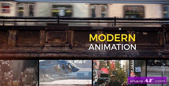 Videohive Urban Glitch Promo