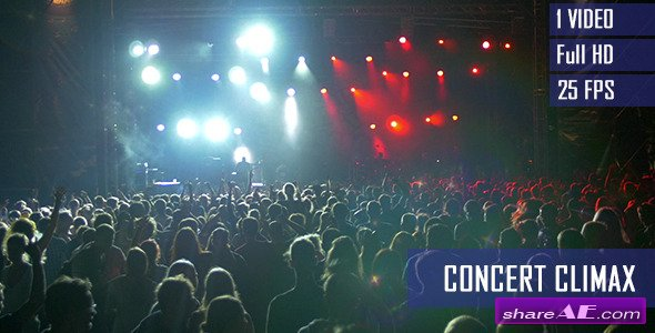 Concert Climax - Stock Footage (Videohive)