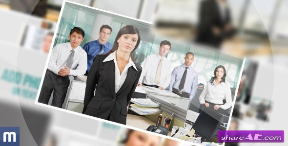 Videohive Business Show - Clean Presentation