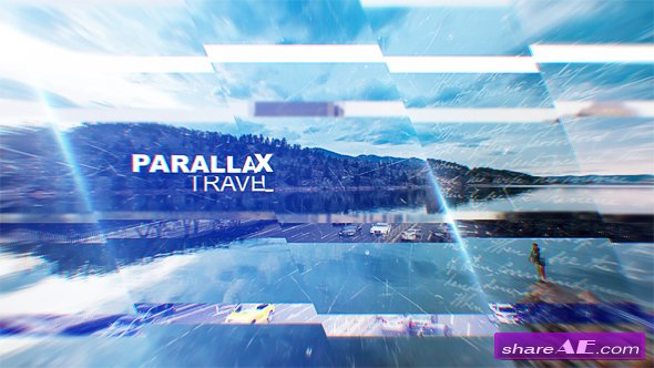 Videohive Parallax Travel