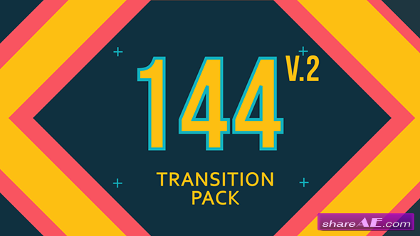 Videohive Transitions Pack - After Effects Project