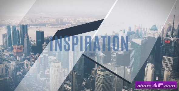 Videohive Inspiration Slideshow