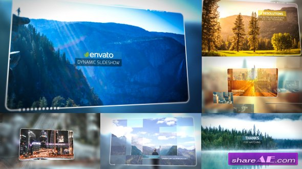 Videohive Dynamic Slideshow 17869632