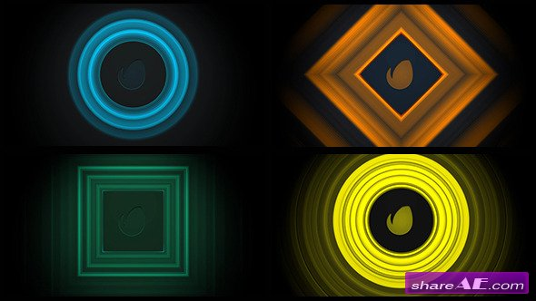 Videohive Live Sound - Audio React Logo