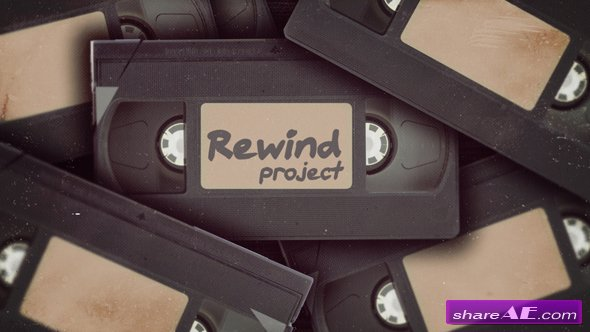 Videohive Rewind Project