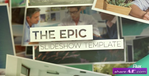 Videohive Epic Slideshow