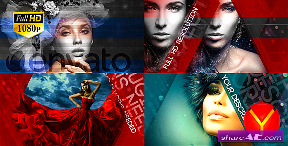 Videohive Fashion 2