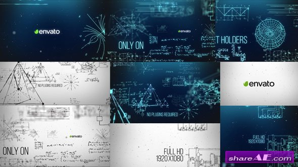 Videohive Physical Science Opener