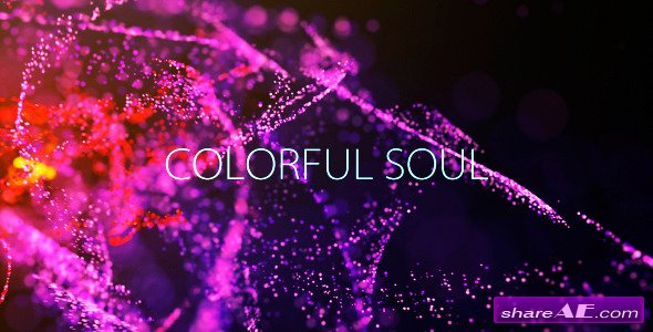 Videohive Colorful Soul
