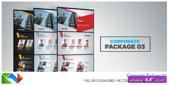 Videohive Corporate Package 03