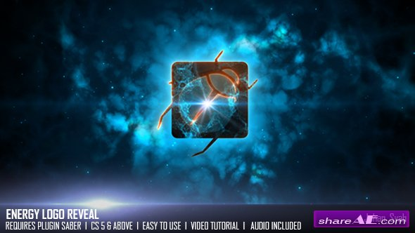 Videohive Energy Logo Reveal